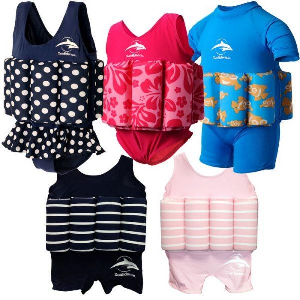 Dětské plavací oblečky – Float Suits
