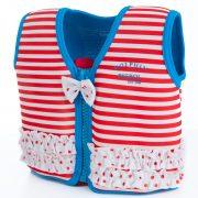 Marthas Red Stripe&Frills