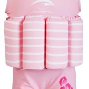 Floatsuit Pink Stripe