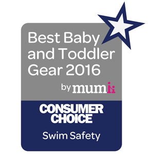 Best Baby & Toddler Gear Awards 2016 Swim Safety Consumer's Choice