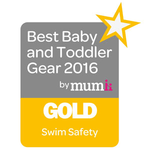 Best Baby & Toddler Gear Awards 2016 Swim Safety Gold