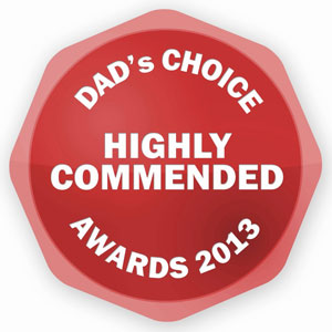 Dad's Choice Awards 2013 Sport Highly Commended