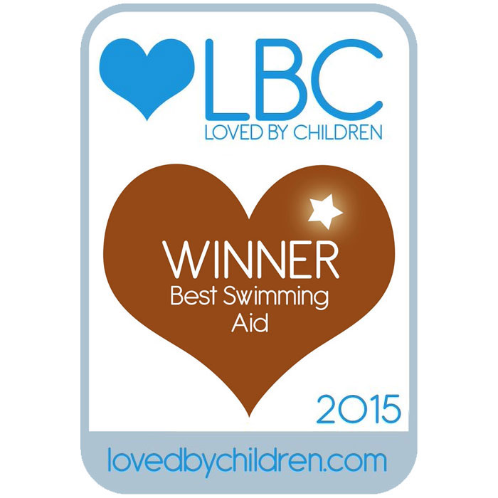 Loved by Children Awards 2015 Best Swimming Aid Bronze