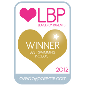 Loved by Parents Awards 2012 Best Swimming Product Gold
