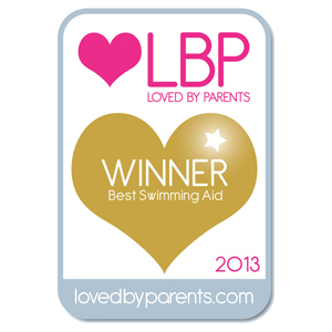 Loved by Parents Awards 2013 Best Swimming Aid Gold