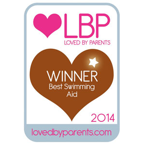 Loved by Parents Awards 2014 Best Swimming Aid Bronze