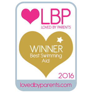 Loved by Parents Awards 2016 Best Swimming Aid Gold
