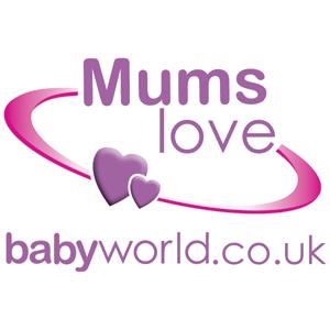 Babyworld.co.uk Mums Love Award