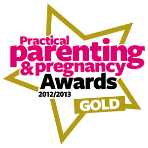 Practical Parenting & Pregnancy Awards 2012/13 Best Safety Product Gold