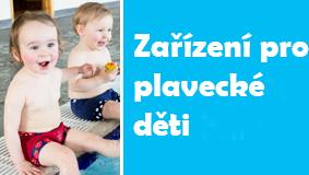 Zařízení pro plavecké děti